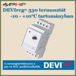 DEVIreg 330 -10-+10°C