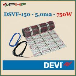 DEVIheat - DSVF-150  - 0,5x10m - 5m2  - 750W