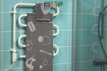 Adax törölközőszárító 3 szárnyú – HKT 163 WS - 65W