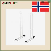 Tartóláb mobil használathoz - 2013 - P normál magasságú fűtőpanelekhez - 1 pár