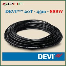 DEVIsafe™ 20T - 20W/m - 44m - 875W