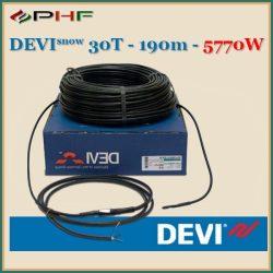 DEVIsnow™ 30T (DTCE-30) - 30W/m - 190m - 5770W (400V)