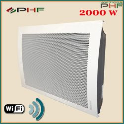 Atlantic Solius WIFI 2000W - fűtőpanel  Wifis programtermosztáttal
