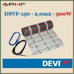 DEVIheat - DSVF-150  - 0,5x4m - 2m2  - 300W