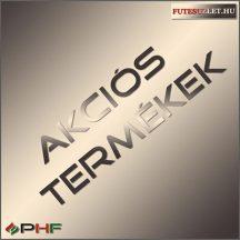 Climastar Smart Pro 3in1 1000W - programozható kerámia elektromos fűtőpanel fehér kasmír színben