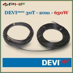 DEVIsnow™ 30T (DTCE-30) - 30W/m - 20m - 630W