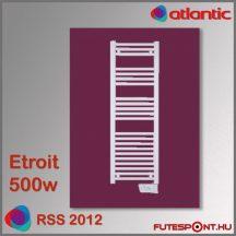 Atlantic RSS 2012 ETROIT 500W - keskeny törölközőszárító (40cm)