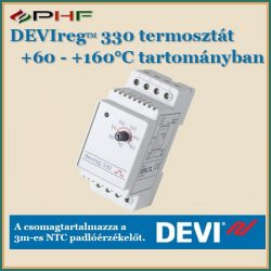 DEVIreg 330 +60-+160°C