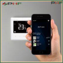 BVF Heato8  WiFi Ready termosztát padlószenzorral (16A)