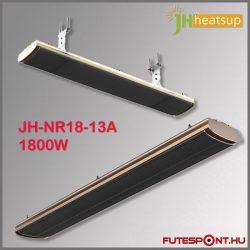 PHF JH-NR10 - 1000W infra sötétsugárzó - 600x189x67mm - fekete