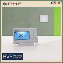 BVF 23-FX - RF termosztát dupla szenzorral