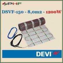 DEVIheat - DSVF-150  - 0,5x16m -8m2  - 1200W