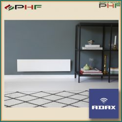 """ADAX NEO WIFI """"L"""" - 1200w - 21 cm magas elektromos fűtőpanel - fehér"""