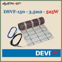 DEVIheat - DSVF-150  - 0,5x7m - 3,5m2  - 525W