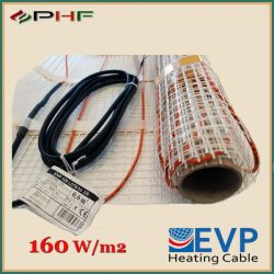 EVP-160-LDTS fűtőszőnyeg 3,0 m2 - 480W