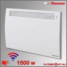 Thermor Soprano Sense2 1500W - elektromos fűtőpanel - programtermosztát - jelenlétérzékelő