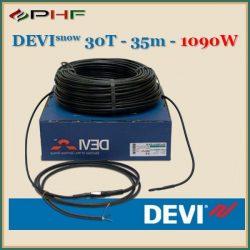 DEVIsnow™ 30T (DTCE-30) - 30W/m - 35m - 1090W
