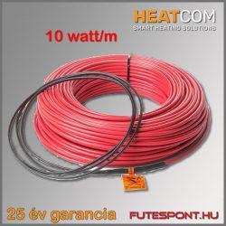 Heatcom fűtőkábel 10W/m - 200W (21m)