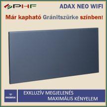 ADAX NEO WIFI  - 400W - elektromos fűtőpanel - Gránitszürke