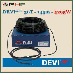 DEVIsnow™ 30T (DTCE-30) - 30W/m - 145m - 4295W (400V)