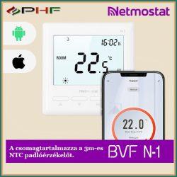 BVF N-1 Netmostat WiFi szobatermosztát