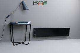 "Adax Clea Wifi ""L"" - elektromos fűtőpanel - 600W - fekete"