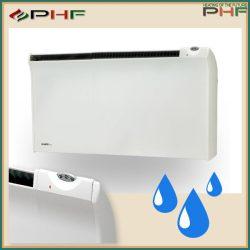 GLAMOX TPVD 10 DTV fűtőpanel 1000W - 975x350mm (vizes) - DT termosztát