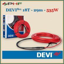 DEVIflex™ 18T (DTIP-18) - 18W/m - 29m - 535W