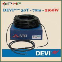 DEVIsnow™ 30T (DTCE-30) - 30W/m - 70m - 2160W