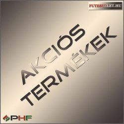Climastar Smart Pro 3in1 2000W - programozható kerámia elektromos fűtőpanel fekete pala színben