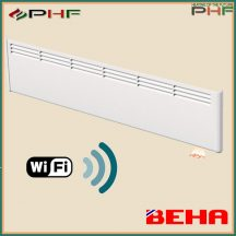 BEHA LV12 WIFI 1250W - elektromos norvég fűtőpanel (20 cm magas)