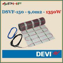 DEVIheat - DSVF-150  - 0,5x18m - 9m2  - 1350W