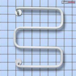 Elektromos törölközőszárító - DEVIrail 60W, fehér
