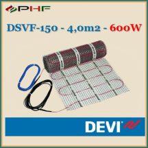 DEVIheat - DSVF-150  - 0,5x8m - 4m2  - 600W