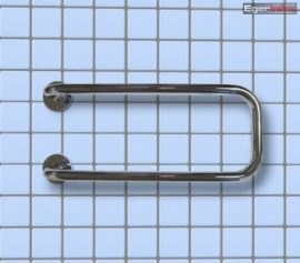 Elektromos törölközőszárító - DEVIrail 20W, króm