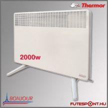 Thermor Bonjour 2000W mobil elektromos konvektor