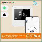 BVF 801 WiFi Okos termosztát Fehér