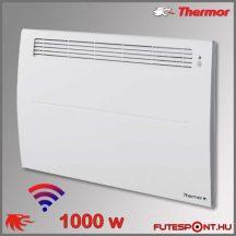 Thermor Soprano Sense2 1000W - elektromos fűtőpanel - programtermosztát - jelenlétérzékelő