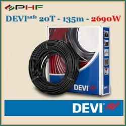 DEVIsafe™ 20T - 135m - 20W/m - 2690W