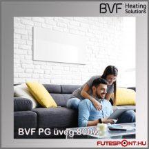BVF PG 800 - 800W edzett üveg infrapanel 120x60x3 -fehér