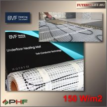 BVF H-MAT/150-10,0 m2 elektromos fűtőszőnyeg - 1500W