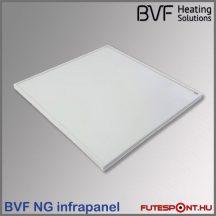BVF NG 400 W  infrapanel 60x60x3 cm, fehér festett alu keretes