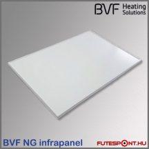 BVF NG 500 W  infrapanel 90x60x3 cm, fehér festett alu keretes