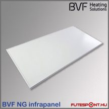 BVF NG 800 W  infrapanel 120x60x3 cm, fehér festett alu  keretes