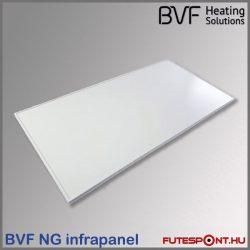 BVF NG 800 W  infrapanel 120x60x3 cm, fehér alukeret