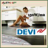 DEVIHEAT - DSVF 150 W/m2 - egyeres fűtőszőnyeg