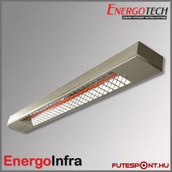 EnergoInfra EIR1500 - 168x7,5x4 cm - 1500W -  inox (rozsdamentes acél)