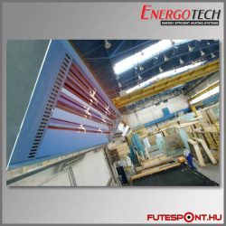 EnergoInfra Industry EIR4500 - 136x30x8 cm - 4500W - galvanizált acél