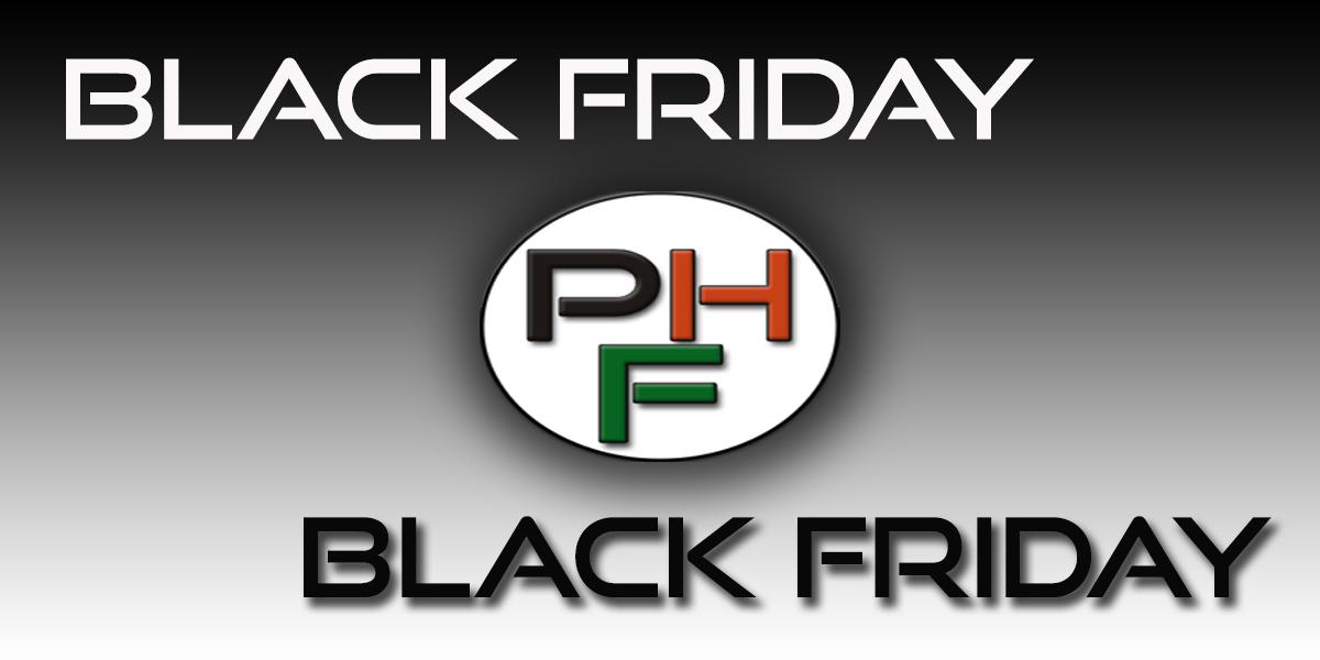 black fridax phf