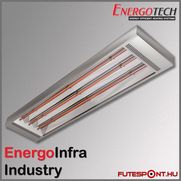 Energotech ipari fűtés